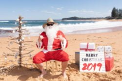Santa photos! Where to find the big man in red around Sydney's North Shore
