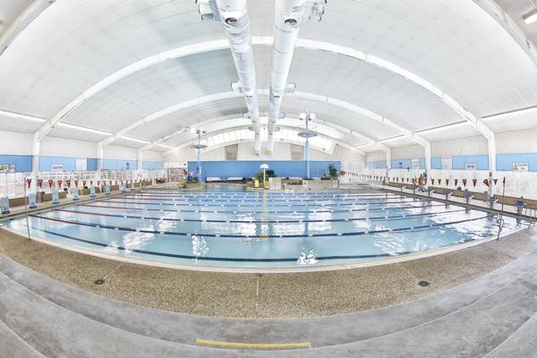 Willoughby Leisure Centre swimming pool