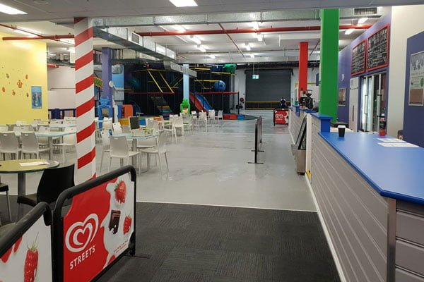 Wizzy World Frenchs Forest indoor playcentre