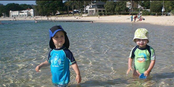 Balmoral Beach Sydney Harbour Beach