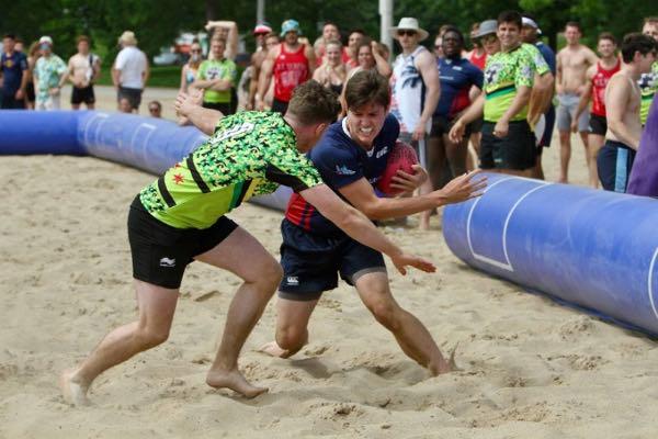 Wahu Beach Festival