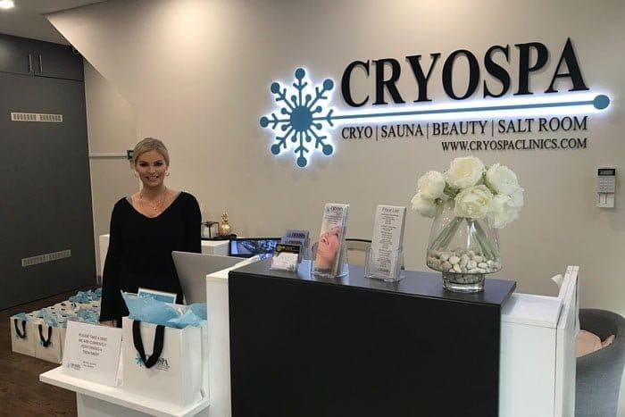 Cryopsa treatments at Crows Nest