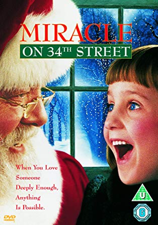 christmas movie miracle on 34th street
