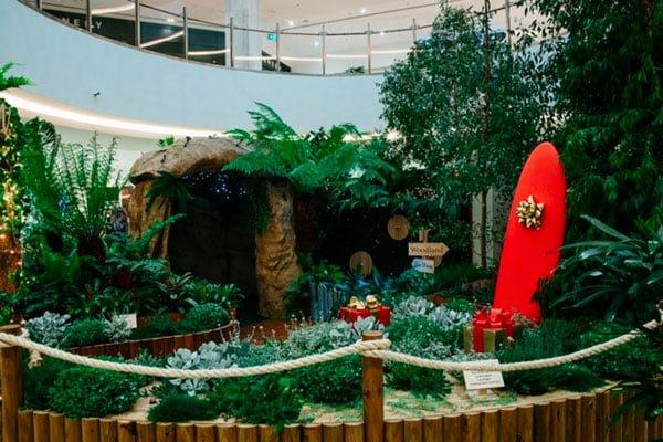 santa's secret garden