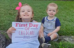 Free Printables: First Day of Preschool, Childcare & School 2021