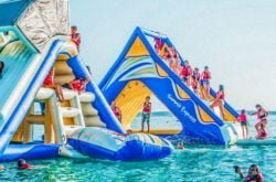 Sydney aqua parks and waterslides