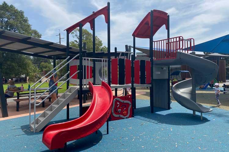 Playground Storey Park