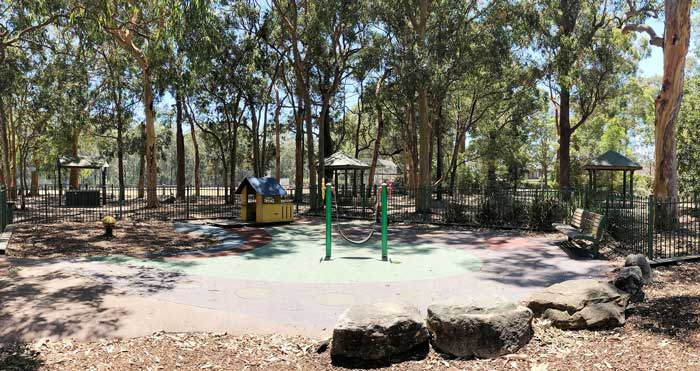 kissing point turramurra playground