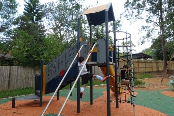New Irish Grove Playground