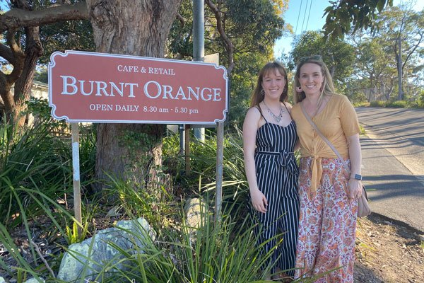Burnt Orange Mosman