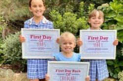 First Day of School Promotion: Our favourite 10 photos!
