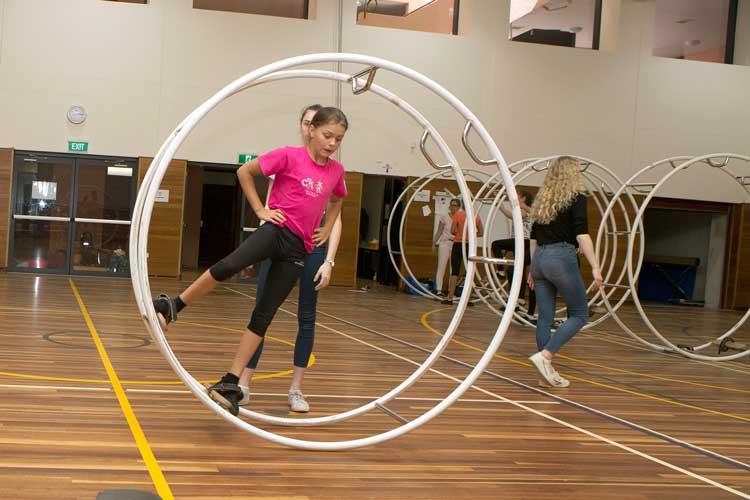 German-International-School-Gym