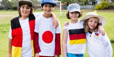 German-International-School-Students-sport