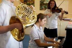 Glenaeon music