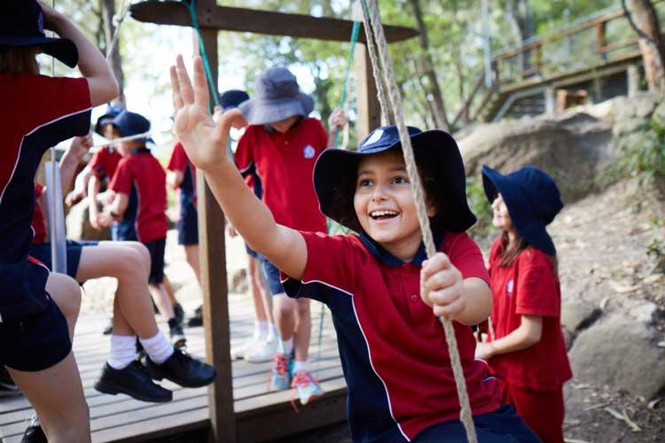 Glenaeon playground