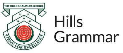Hills Grammar logo