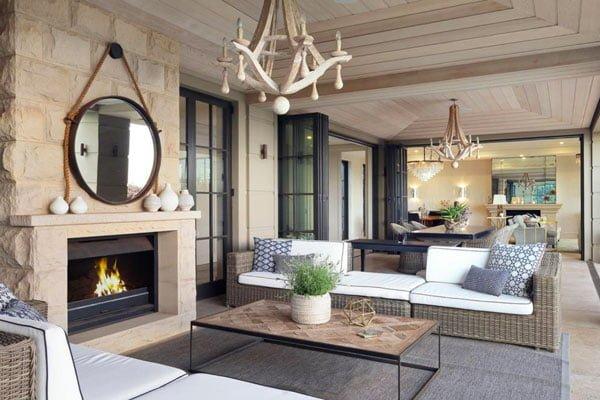Mosman property interiors