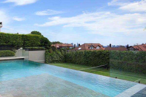 Mosman property pool