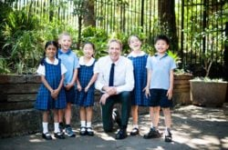Our Lady of Dolours Students