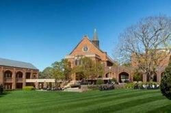 Pymble Ladies College grounds