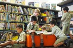Sydney-Grammar-Library