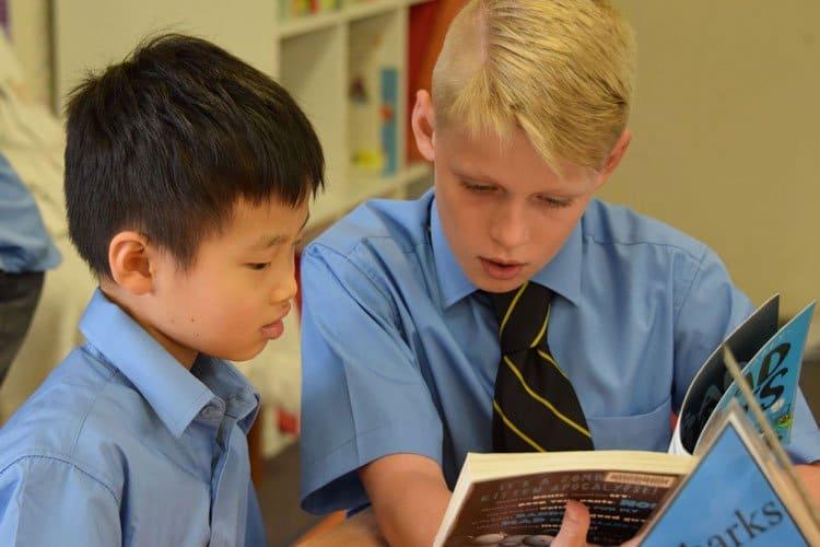 Sydney-Grammar-StIves-reading