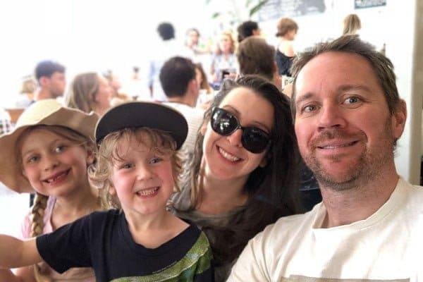 Benji and family
