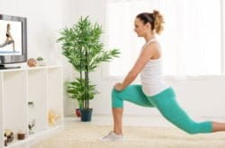 online exercise workouts