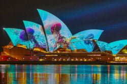 Vivid Sydney 2020 has been cancelled