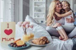 How to make mum feel special on Mother's Day