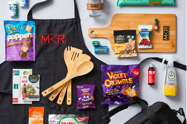 My Kitchen Rules Showbag