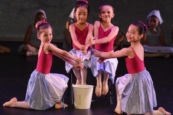 Northern Ballet Studios online kids classes and activities