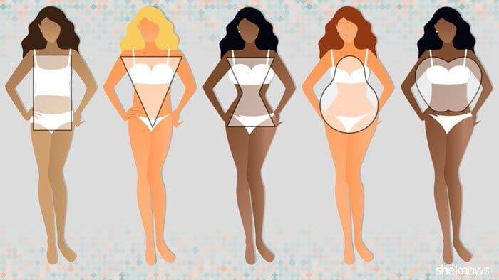 Women's Body Types