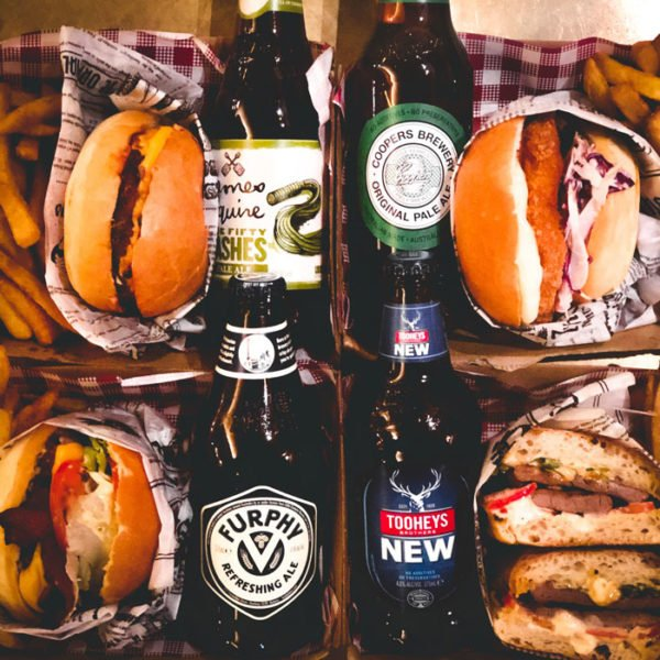 The Burger Box from The Greengate Hotel