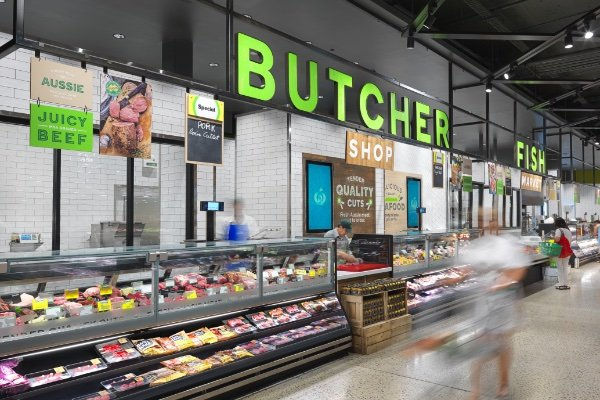 Northbridge Wooloworths Butcher