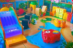 Best indoor playcentres around Sydney's North Shore