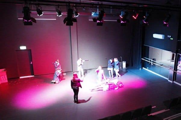 St Leos Catholic College Theatre