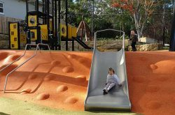 Playground Review: Boyds Orchard Park, Turramurra