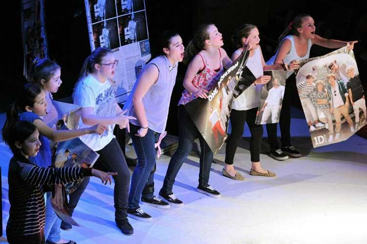 Winter Holidays Drama Class Sydney