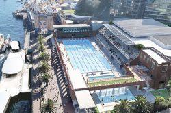 North Sydney Olympic Pool upgrade