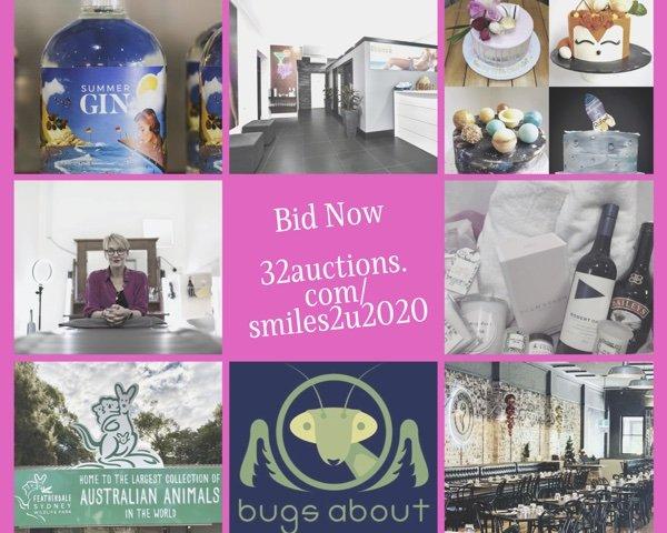north shore mums smiles 2u online auction