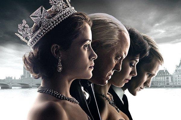 The Crown netflix TV shows