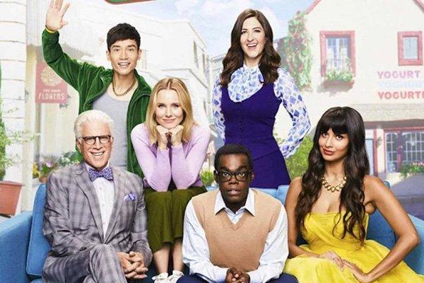 The Good Place netflix TV shows