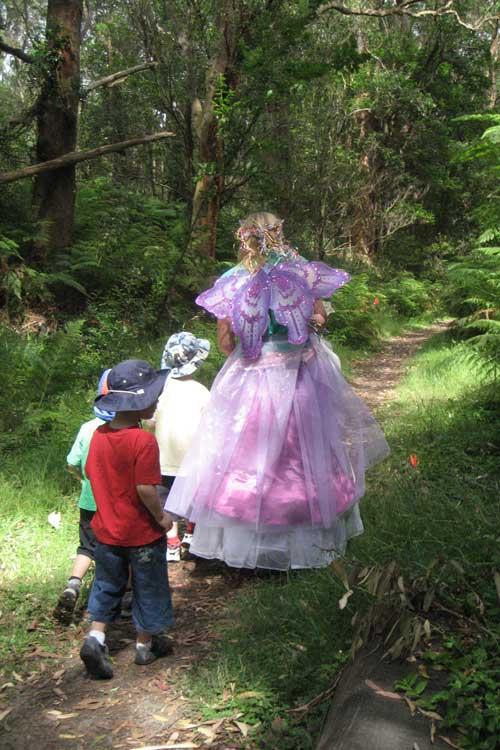 Bush fairy