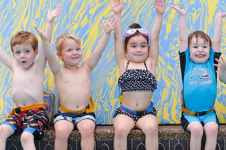 Turramurra Learn To Swim spring school holidays