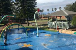 Paradise on our doorstep! NRMA Sydney Lakeside Holiday Park, North Narrabeen