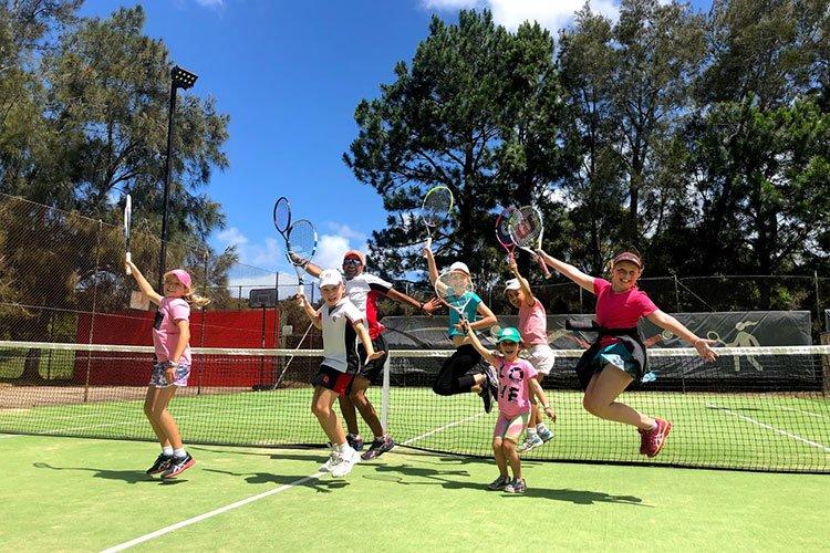 spring school holidays tennis camp