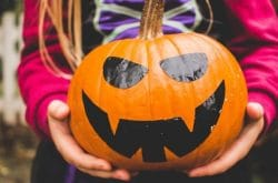 Halloween and COVID-Safe Trick or Treating