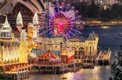 Holiday Giveaway! Win 1 of 5 Double Passes to Luna Park Sydney