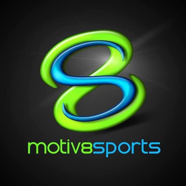 Motiv8sports logo